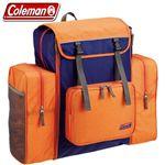 Coleman(コールマン) トレックパックS(オレンジ/ネイビー) 170-6879