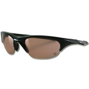 オークリー(OAKLEY) 13-700 HALF JACKET ハーフジャケット Jet Black / VR50 UV-wearl