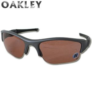 オークリー(OAKLEY) 13-721 FLAK JACKET XLJ フラックジャケット TRANSITIONS - Dark Grey / G40l