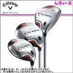 Callaway(キャロウェイ) レディース ニュービッグバーサ フェアウェイウッド BBシリーズカーボンシャフト 日本仕様 #7 L