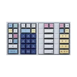 東芝テック レジスター MA-600-5 【ホワイト】 × レジロール紙(感熱紙) 10巻セット