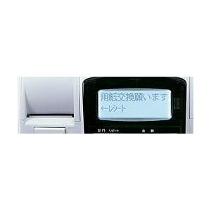 東芝テック レジスター MA-660-20 × レジロール紙(感熱紙) 20巻セット