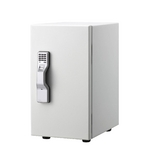エーコー 耐火金庫 指紋照合式 NSFE-WW 60kg 【代金引換可能】【時間指定可能】