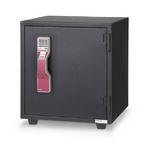 エーコー 耐火金庫 指紋照合式 MSFE-BR 55kg 【代金引換可能】【時間指定可能】