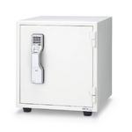 エーコー 耐火金庫 指紋照合式 MSFE-WW 55kg 【代金引換可能】【時間指定可能】