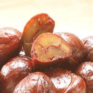 産地直送【無添加】栗の渋皮煮・昔ながらの手作りの味