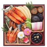 【12月10日で受付終了】京都・大原三千院の里「初春おせち」(6寸二段重)の詳細ページへ
