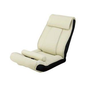 ツカモトエイム porto(ポルト) ボディアップチェア AIM-FN016 アイボリー  (腹筋座椅子)