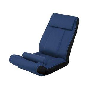 ツカモトエイム porto(ポルト) ボディアップチェア AIM-FN016 ネイビー  (腹筋座椅子)