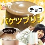 バケツプリン 1リットル(チョコレート)の詳細ページへ