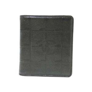 商品画像CHANEL/シャネル ブラック/黒/A35434 トラベルライン 二つ折札入れ