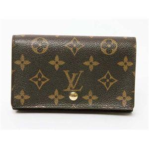 【中古AB】LOUIS VUITTON(ルイヴィトン) ファスナー財布 モノグラム M61730