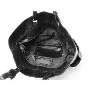 【中古B】CHANEL(シャネル) ラージトートバッグ パリビアリッツ ブラック ブラック