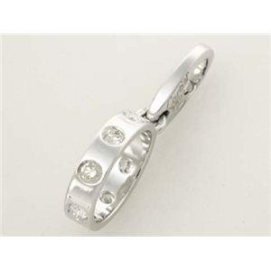 【現品限り】Cartier(カルティエ) ラブチャーム フルダイヤ WG N3010600 ホワイト 【中古SA】