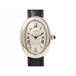 【現品限り】Cartier(カルティエ) ベニュワール WG 革ベルト クオーツ レディース【中古A】の詳細ページへ