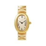 【現品限り】Cartier(カルティエ) ベニュワール トライアングル ダイヤ K18YG レディース 時計 【新品同様】の詳細ページへ