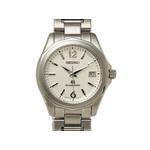 【現品限り】Grand Seiko(グランドセイコー) 9F62-0A60 ホワイト 白 時計 メンズ クオーツ 【中古SA】