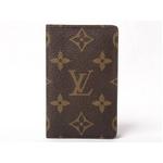 【現品限り】LOUIS VUITTON(ルイヴィトン) モノグラム カードケース M56362 【中古A】