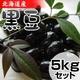 北海道産 黒豆 5kgセット