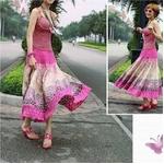 【C-Style】花柄スカートの詳細ページへ