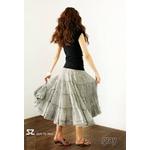 【C-Style】ロングスカート グレーの詳細ページへ