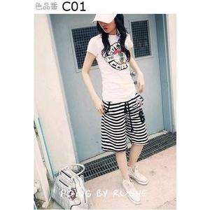 【C-style】五分丈パンツ