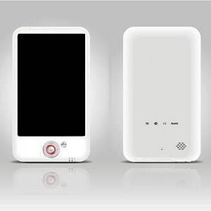 EKEN MID eBookリーダー M001  (7インチ液晶 Android OS 1.6搭載)