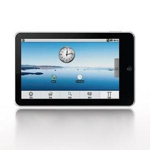 EKEN MID eBookリーダー M002S  (7インチ液晶 Android OS 1.6搭載)カメラ機能付き