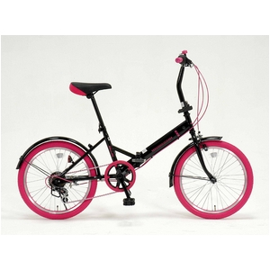 20インチ折畳自転車カラー ...