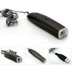 USBマイクロスコープ HUSB-759CABK ブラック