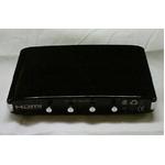 HDMI切替器 4ポート 手動切替 ブラック LJ41A