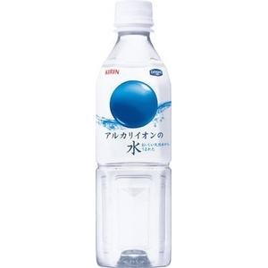 キリン アルカリイオンの水 500ml PET 48本セット  まとめ買い - 水・ミネラルウォーターまとめ買い通販