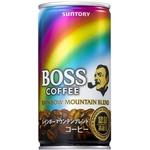 サントリー BOSS レインボーマウンテンブレンド 190g缶 60本セット