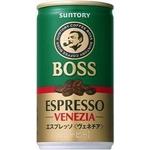 サントリー BOSS エスプレッソ(ヴェネチア) 170g缶 60本セット