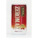 アサヒ WONDA ゼロマックス 185g缶 60本セット