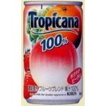 キリン トロピカーナ 100%フルーツ スムースブレンド 160g缶 60本セット