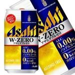 アサヒ ダブルゼロ 350ml缶 48本セット (2ケース)