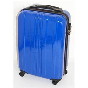 ポリカーボネート キャリーケース 99801 ブルー