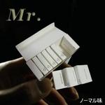 Mr.(ミスター)交換カートリッジ ノーマル味【10箱セット(50本入り)】