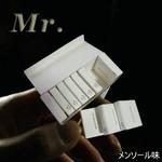 Mr.(ミスター)交換カートリッジ メンソール味【10箱セット(50本入り)】