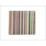 Paul Smith(ポールスミス) イタリア製 小銭入れ付き 2つ折財布 定番マルチカラー ABXA/1033/1500