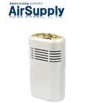 携帯用空気清浄機 AirSupply(エアサプライ) AS150MMB パールホワイト の詳細ページへ