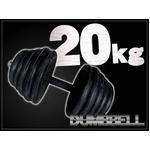 ダンベル 20kg×1個
