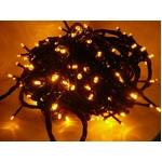 LED 300球イルミネーション クリスマスにも 連結可能 黄