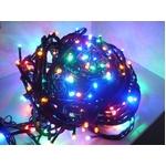 LED 500球イルミネーション クリスマスにも 防雨加工 MIX色