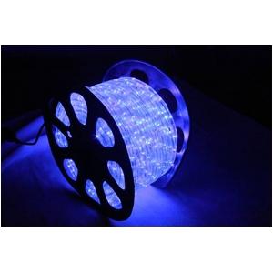 防水LED ロープライト 50m イルミネーション ブルー