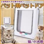 ペット用 ペットドア 猫/小犬用 出入り口の詳細ページへ