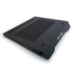 ノートPC用クーラーファン アルミ製 IT-COOLER 2 (Black)