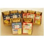 神戸リュリュのショートパスタセット トマト・サーモン各6パックセット