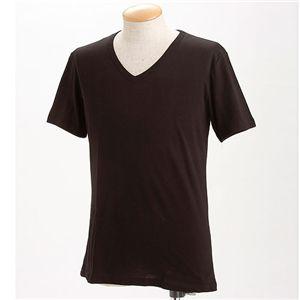 EMPORIO ARMANI(エンポリオ アルマーニ) ロゴプリントTシャツ 211319-0S454/【B】ブラック54